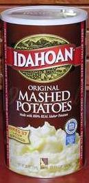 Instant potatoes