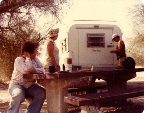Uncle ed at camper