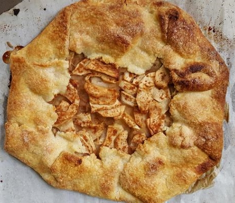 Pear Galette - Copy