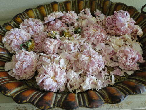 Whole flower potpourri