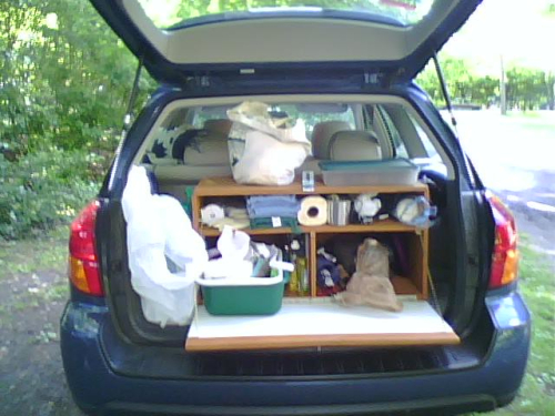 Car living 1