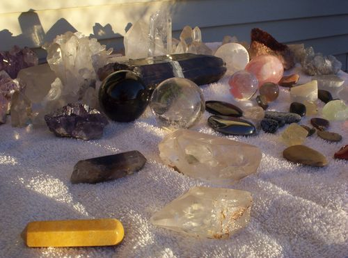 Minerals, Crystals, Gemstones